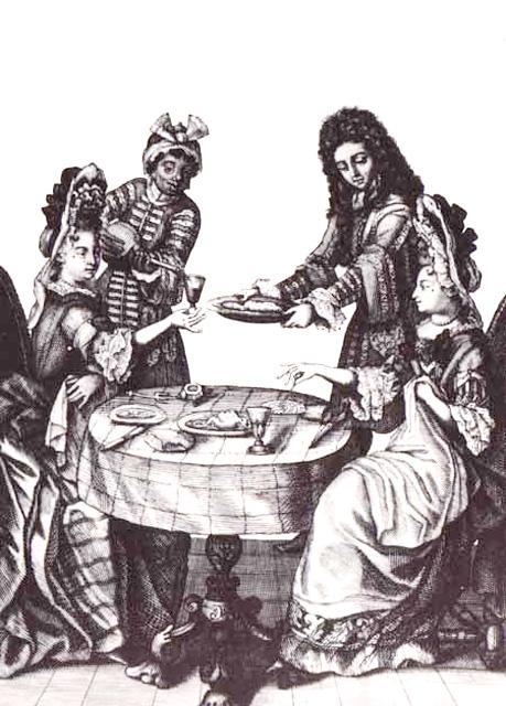 Histoire de la cuisine fran aise for Histoire de la cuisine francaise