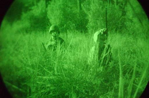 jumelle vision nocturne