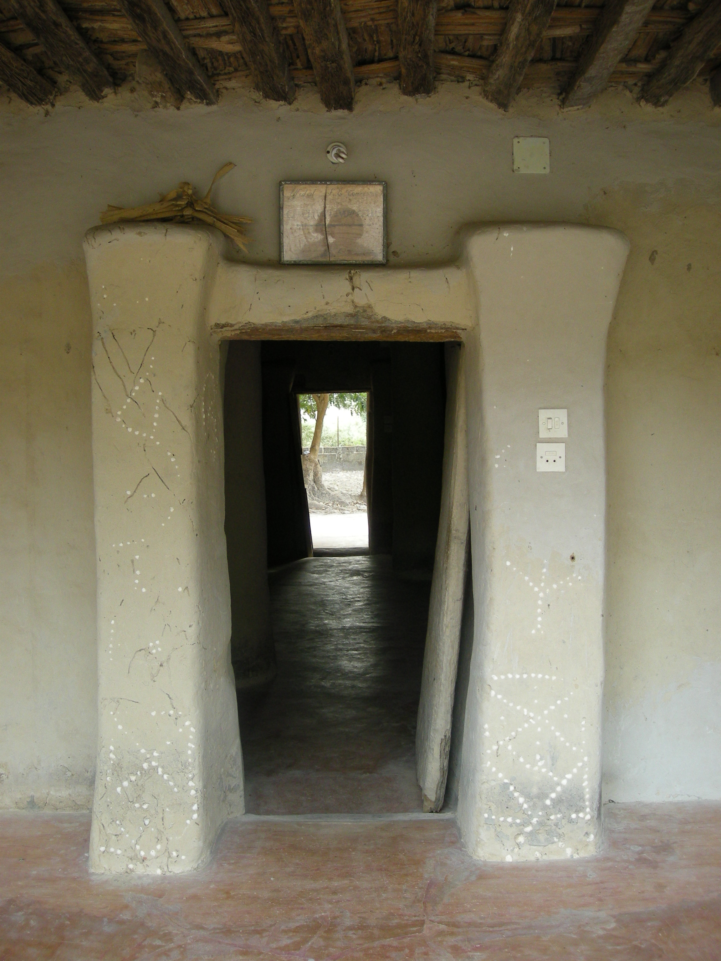 Oussouye Architecture traditionnelle