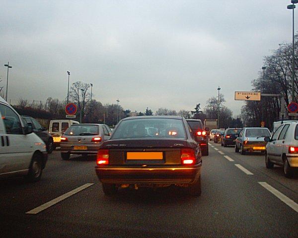 Boulevard p riph rique paris - Porte peripherique paris ...