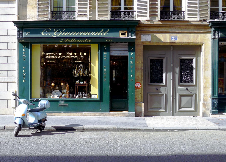 Rue saint dominique for 28 rue saint dominique maison de la chimie
