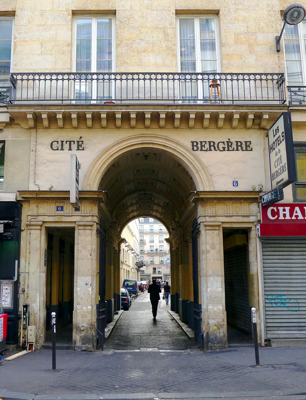 Hotel D Espagne Cite Berg Ef Bf Bdre Paris France