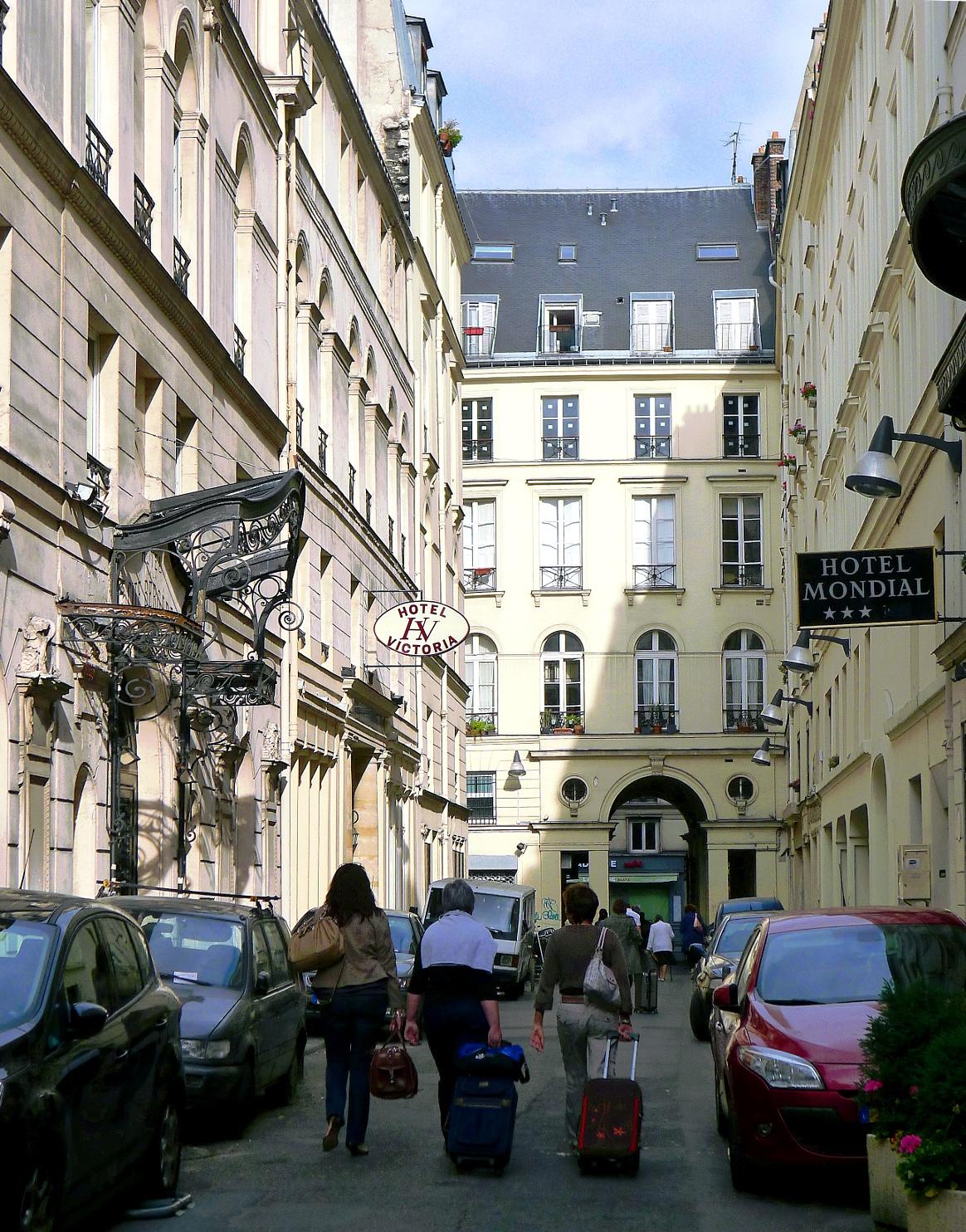 Hotel Cite Berg Ef Bf Bdre Paris