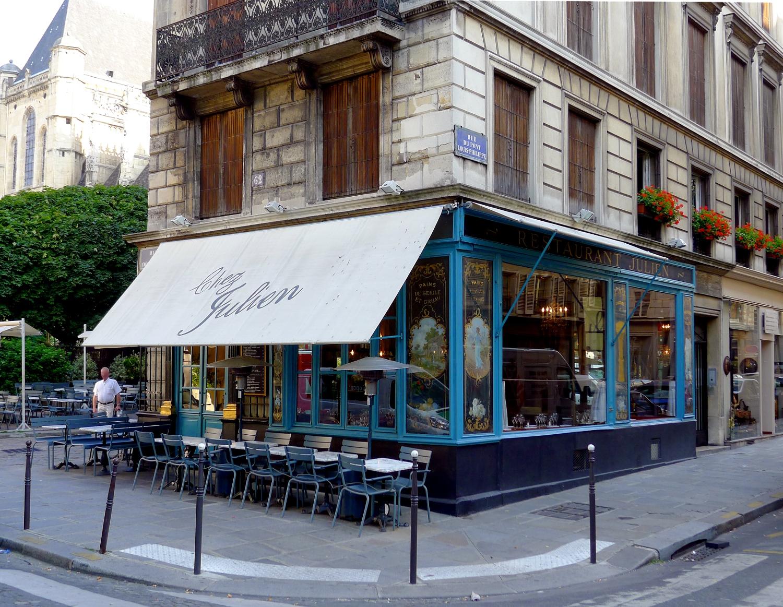 Restaurant Hipster Paris