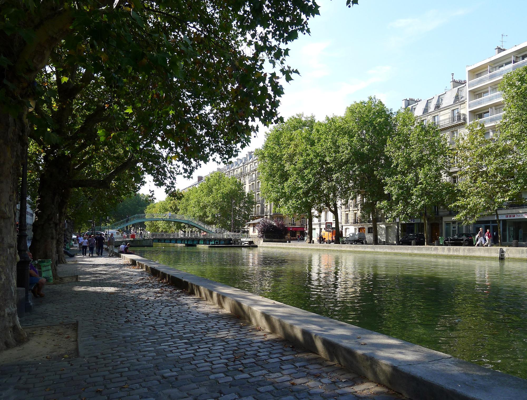 Hotel Paris Canal Saint Martin