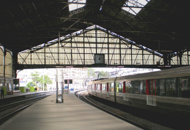 Gare de paris saint lazare - Restaurant gare saint lazare ...