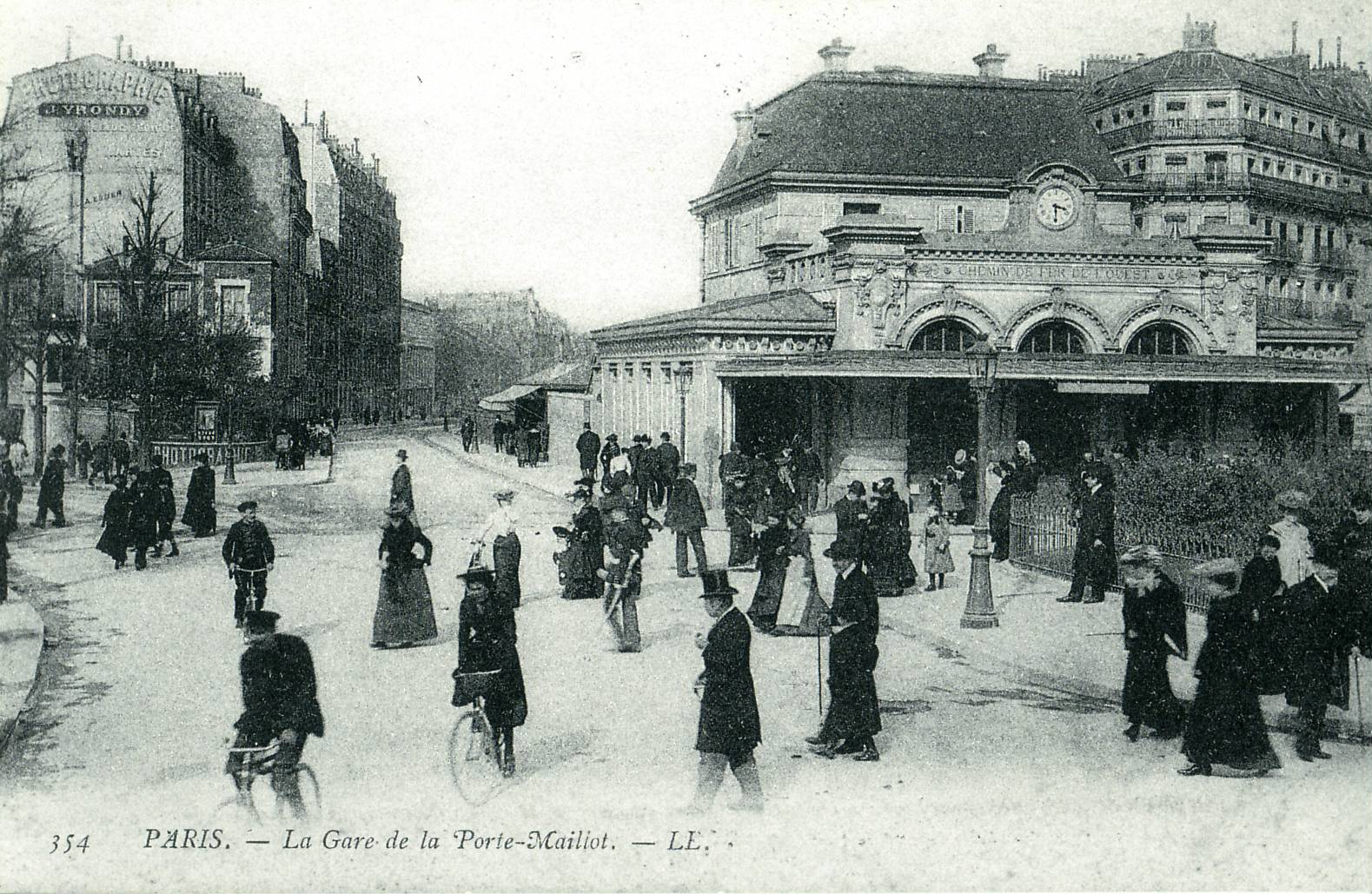 Ligne d 39 auteuil for La poste porte de saint cloud