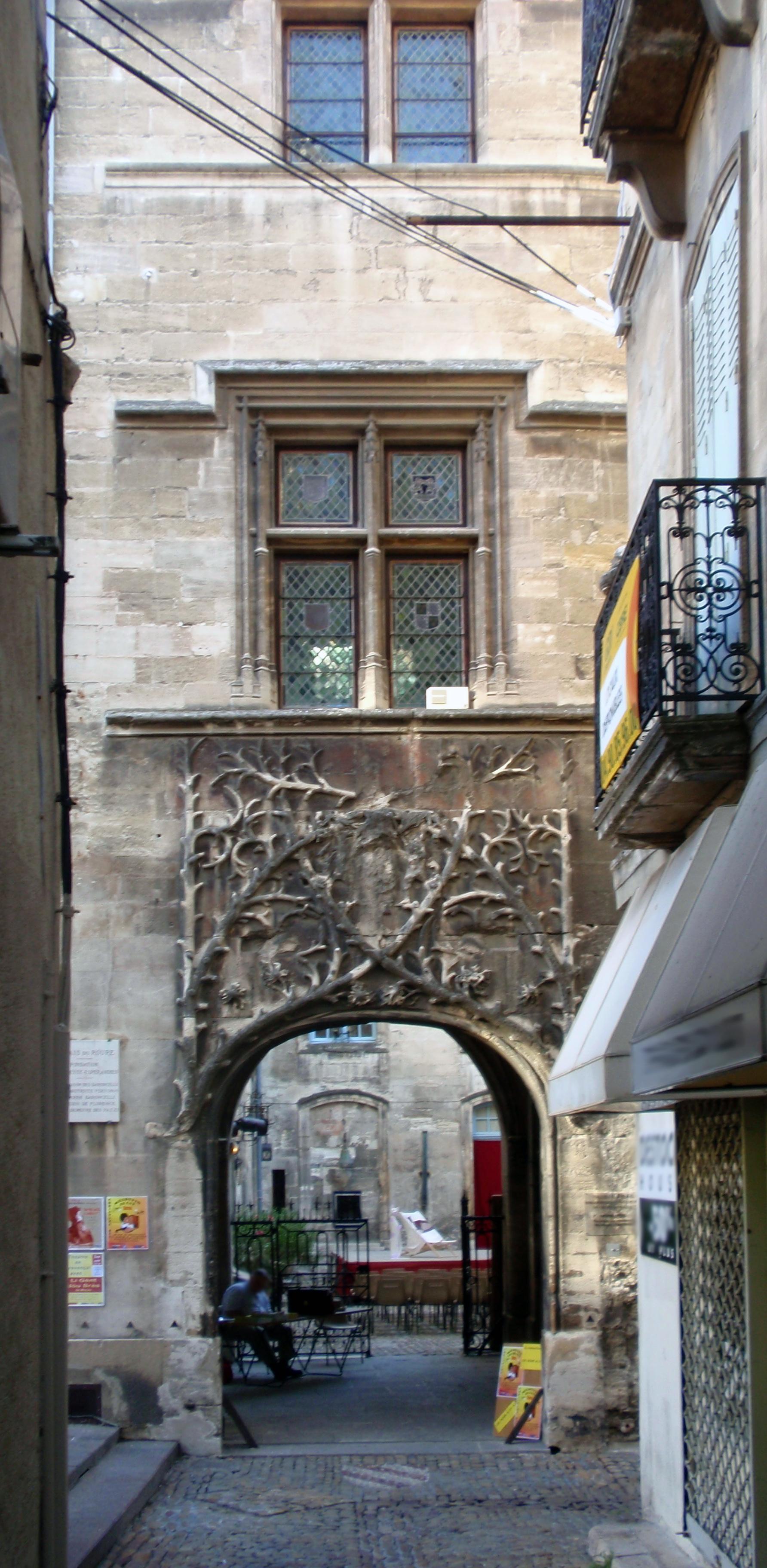 Foyer Grand Rue : H�tel particulier