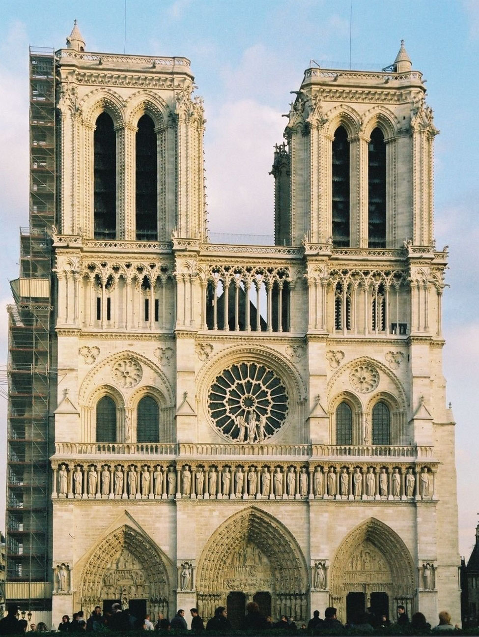 notre dame de paris Notre dame de paris cathedral is also a catholic place of worship attend mass in notre-dame cathedral during your vacation in paris.