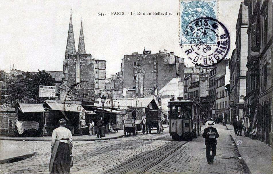 Le Danube Cafe Paris