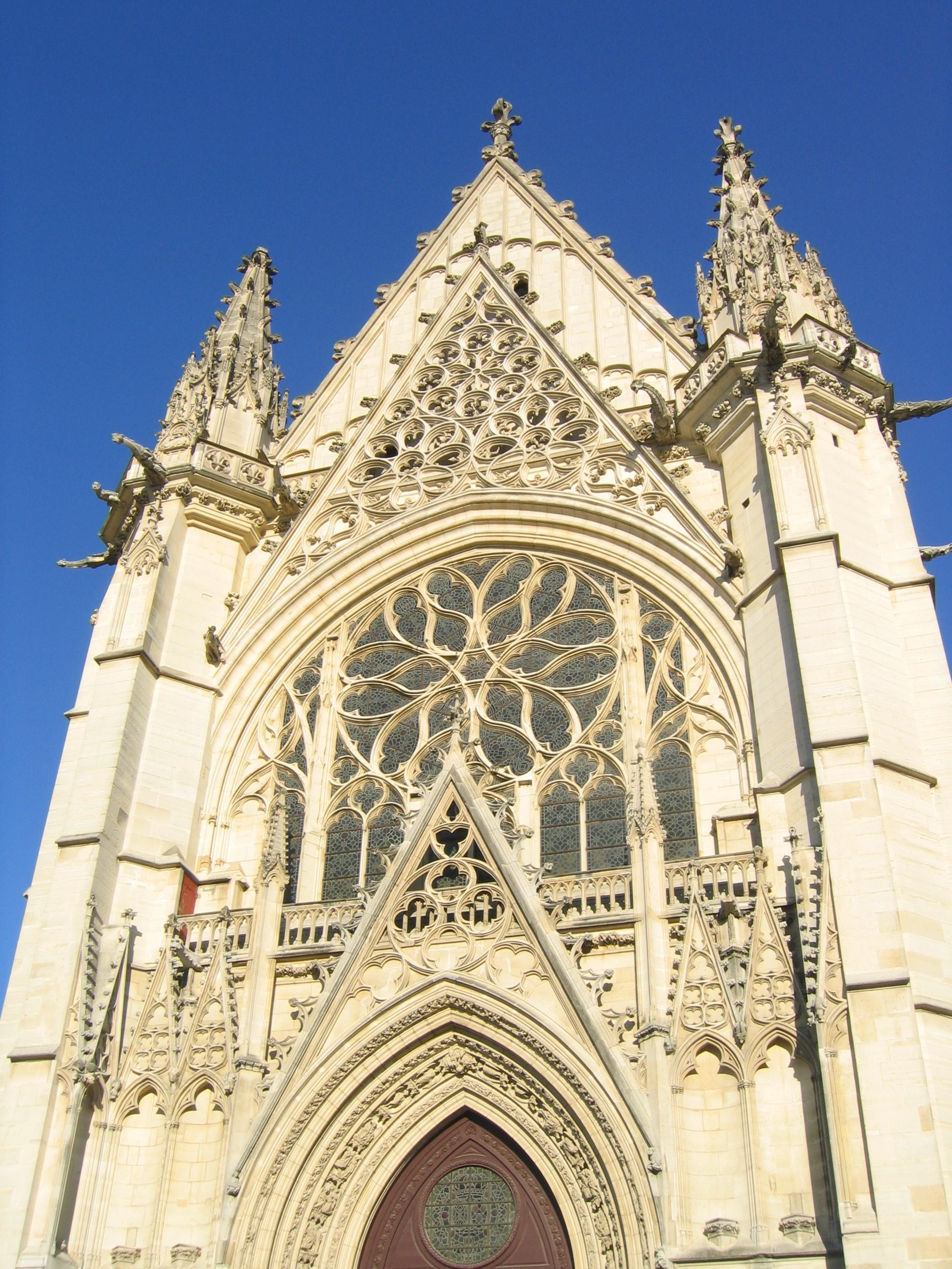 Architecture gothique for Architecture gothique definition