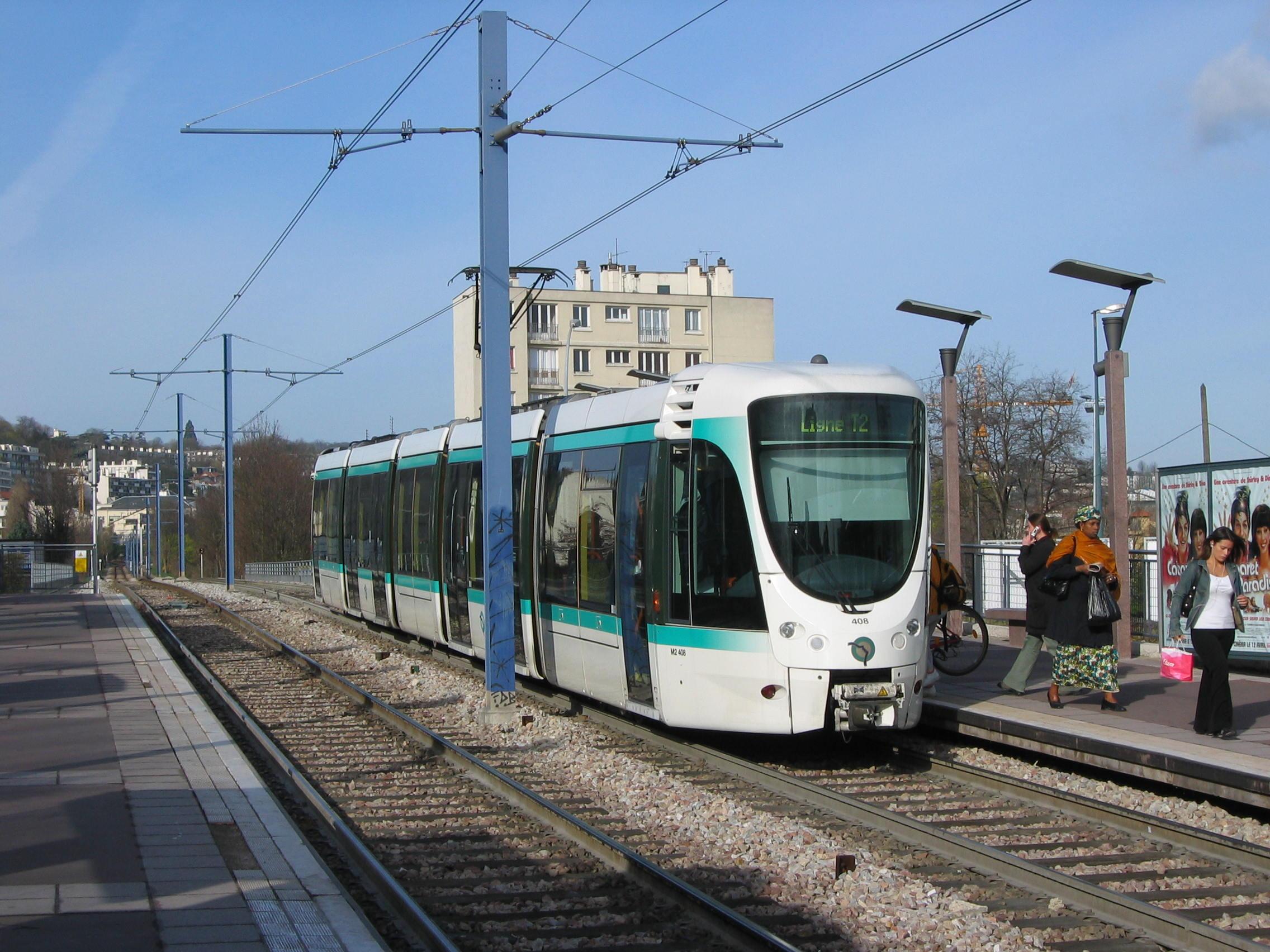 Tramway de paris - Trajet metro gare de lyon porte de versailles ...