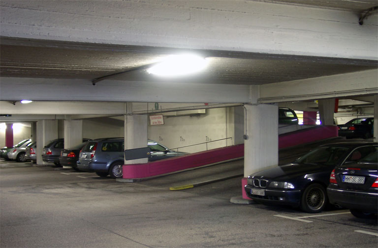 Parking for Hotel paris avec garage