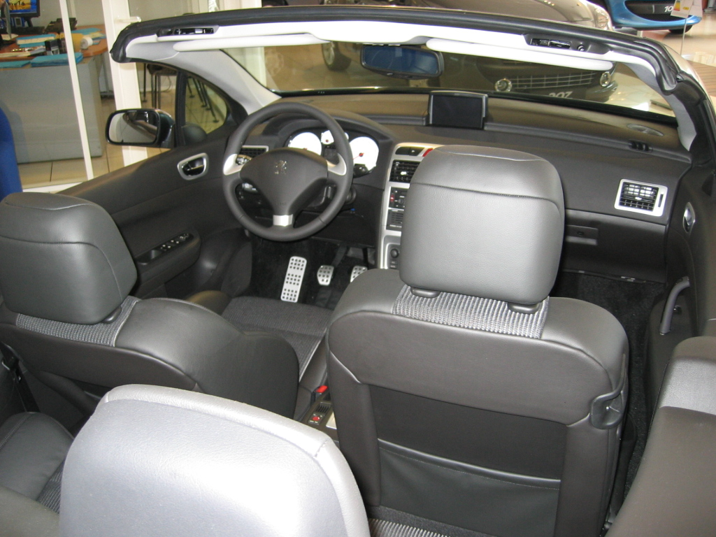 Peugeot 307 sw for Interieur 307 sw
