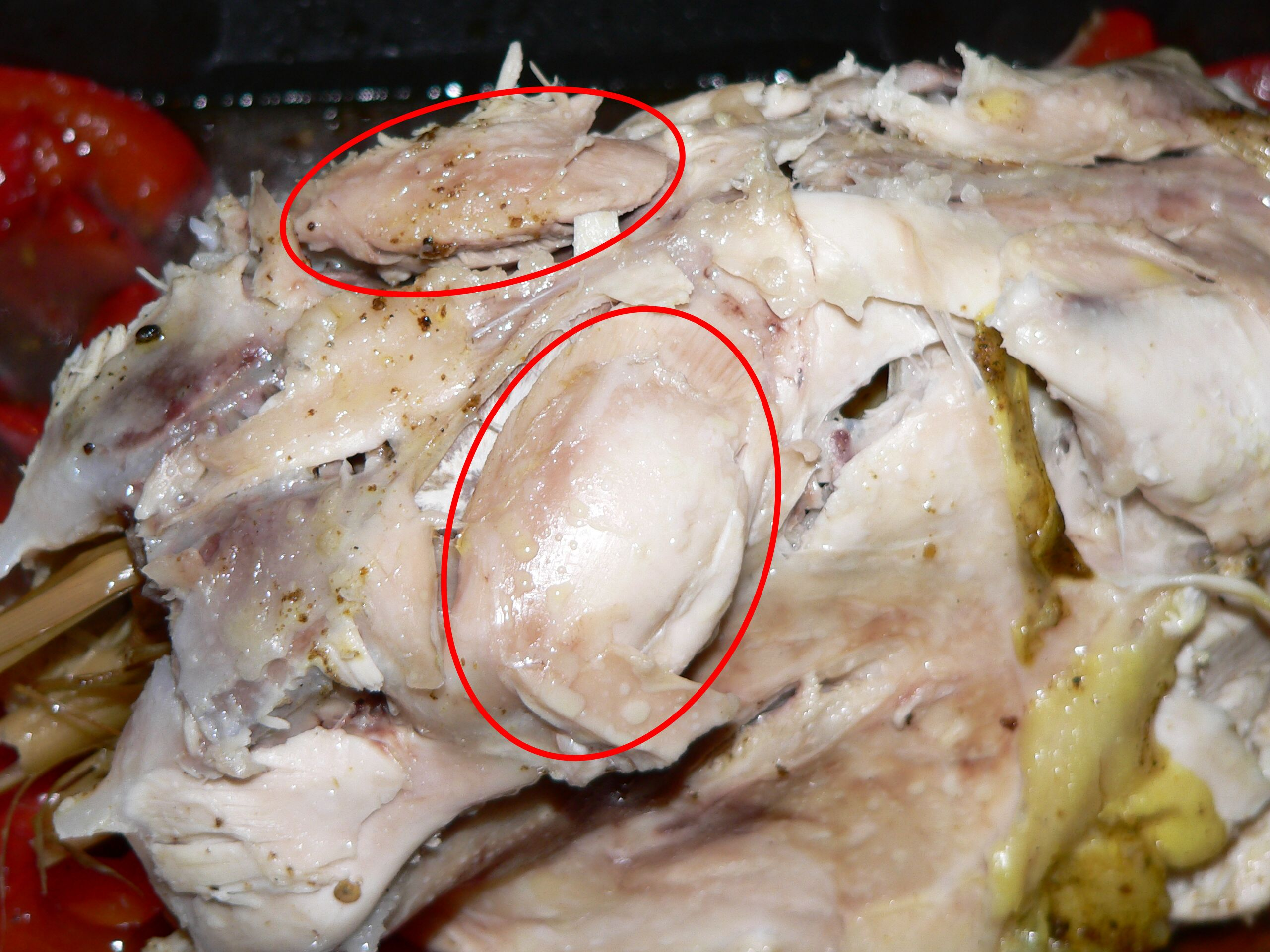 how to clean oyster meat