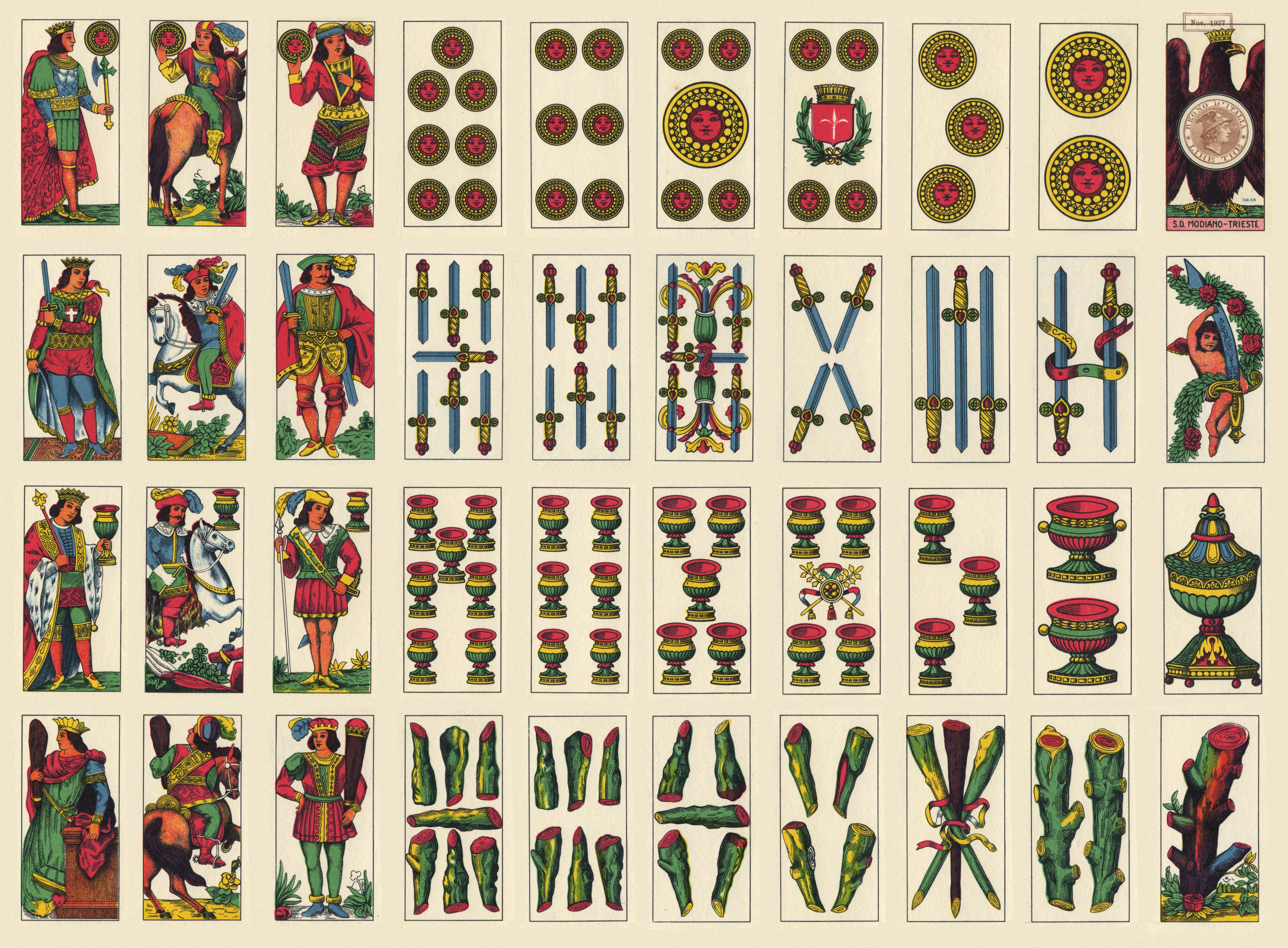 scopa jeu de cartes gratuit