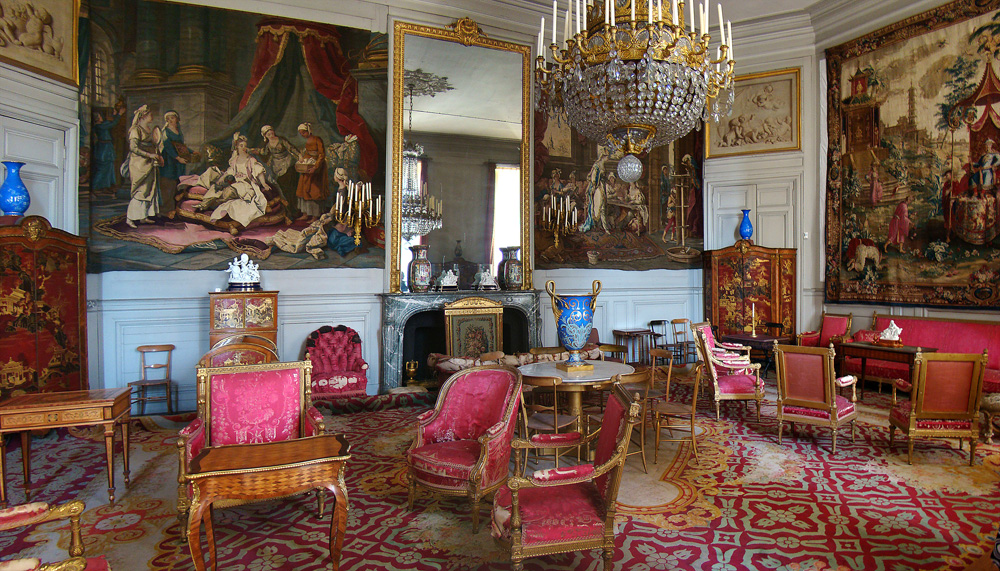 Chateau de compiegne for Salon 2000 compiegne
