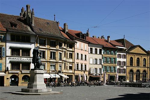 Yverdon les bains for Location yverdon les bains suisse