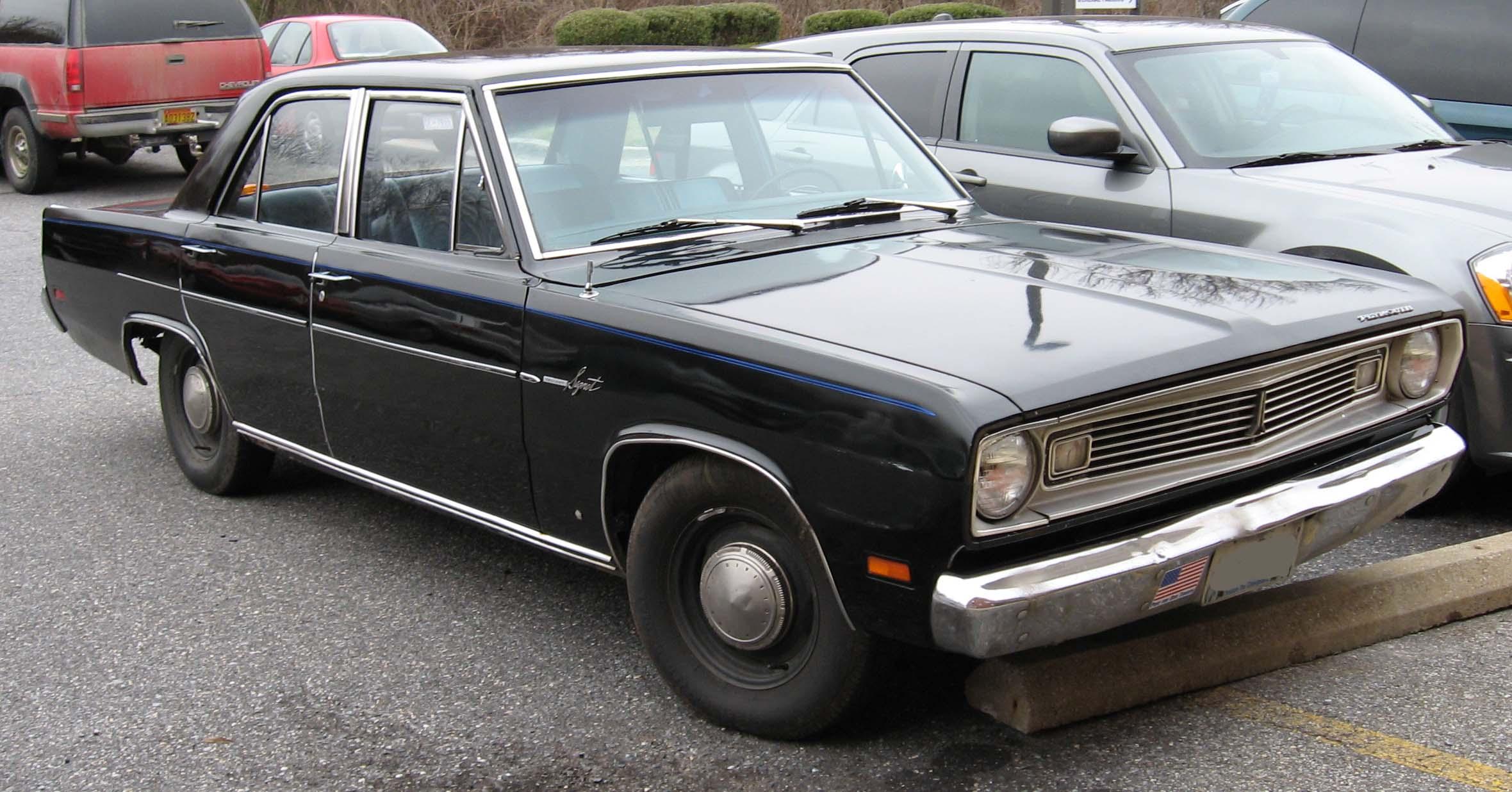 Plymouth Valiant 1969