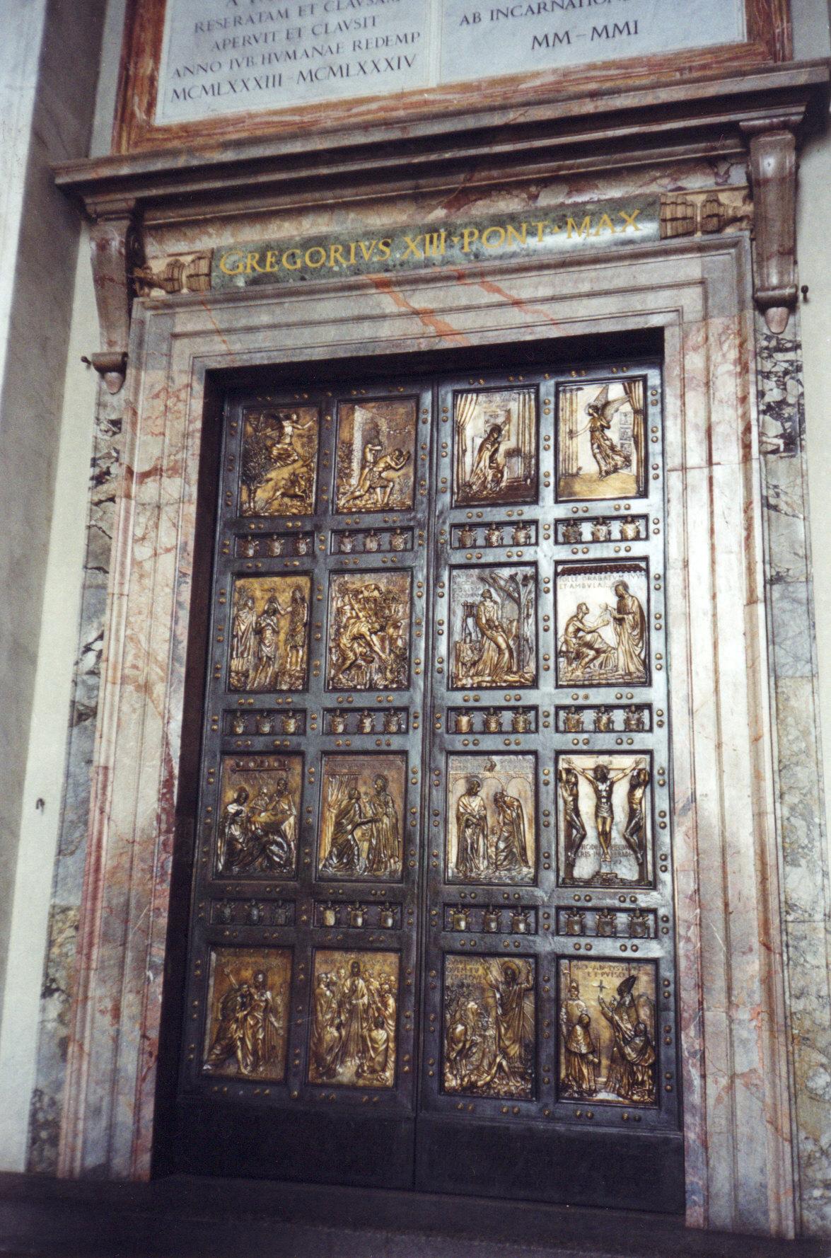 Porte sainte - Immagini porta santa ...
