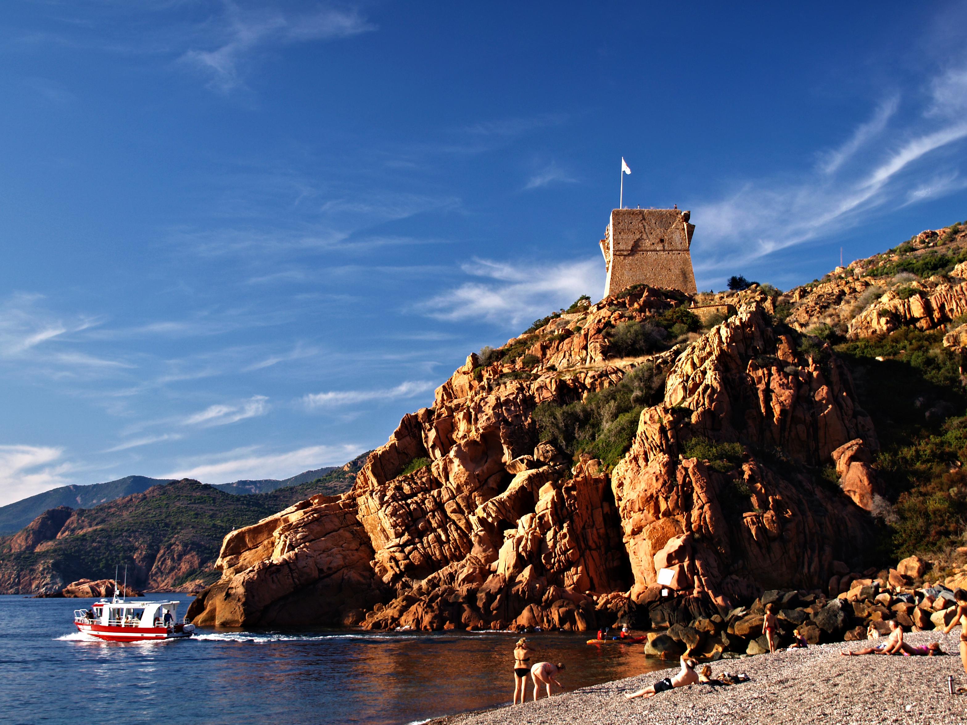 Porto corse du sud - Office de tourisme porto corse ...