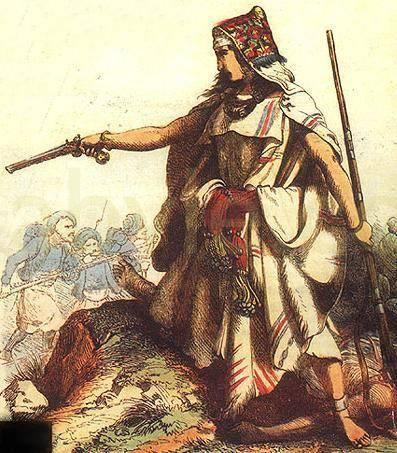 Héroïne de la révolution algérienne au 19ème siècle - Un ouvrage sur Lalla Fatma N'Soumer édité à Médéa    dans GEOPOLITIQUE Portrait-Fatma_N%27Soumer