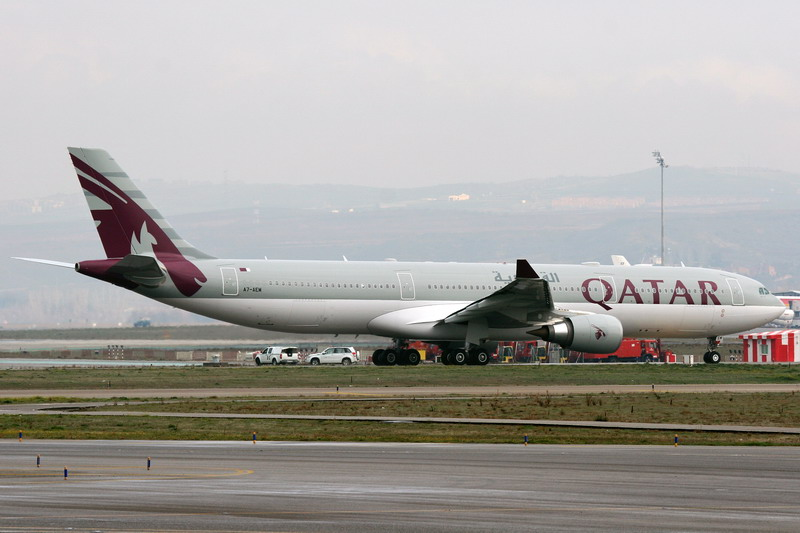 Qatar airways for Oficina qatar airways madrid