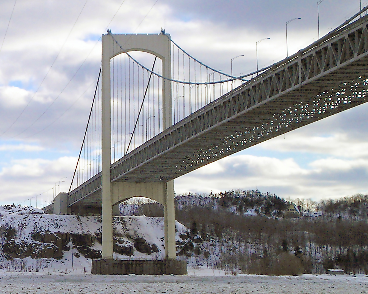 Pont pierre laporte for Laporte louisiana
