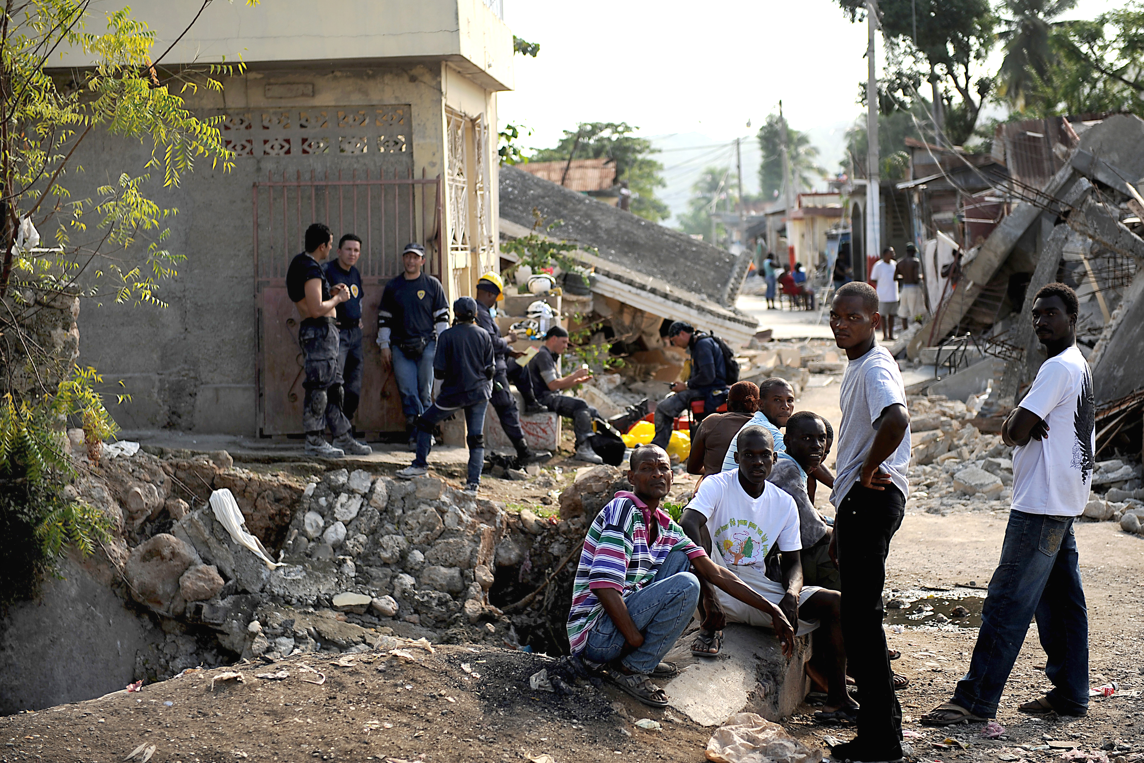 essays on haiti Essays - largest database of quality sample essays and research papers on haiti earthquake.