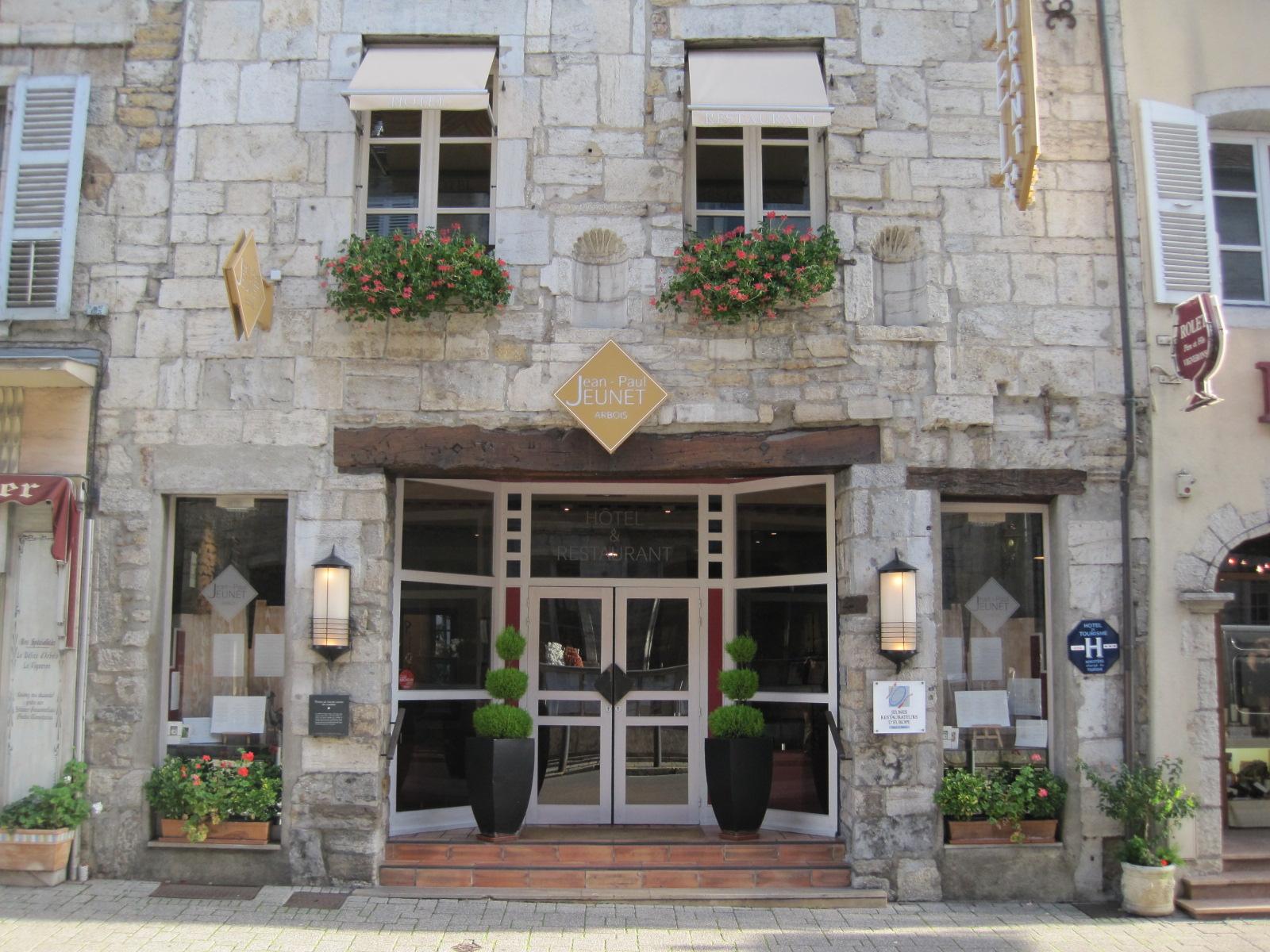 Hotel Restaurant Jeunet Arbois