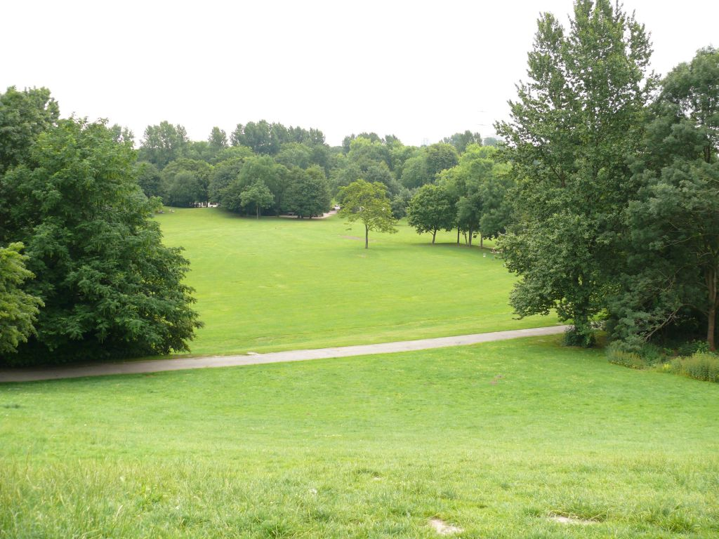 Espace vert for Jardin urbain definition