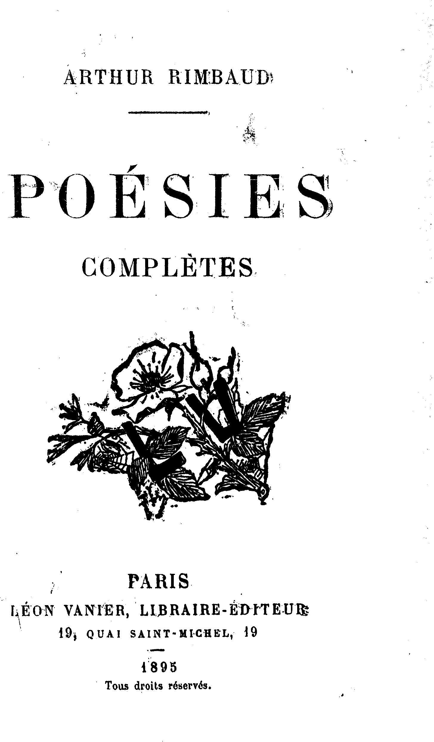 Arthur rimbaud - Illustration de la poesie le dormeur du val ...