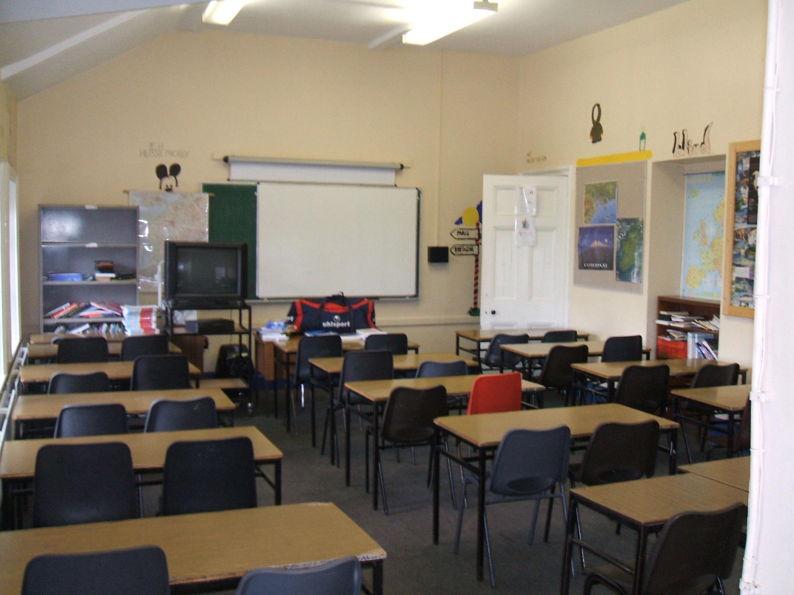 Classroom Prank Ideas ~ Salle de classe