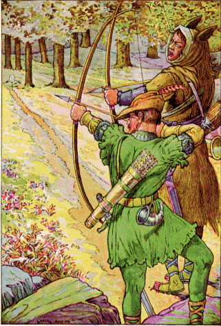 http://fr.academic.ru/pictures/frwiki/82/Robin_shoots_with_sir_Guy_by_Louis_Rhead_1912.png