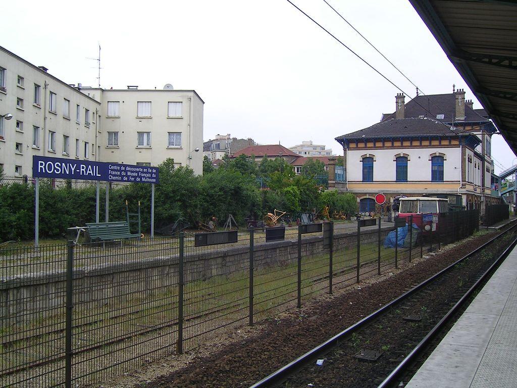 SeineSaintDenis ~ Radar Rosny Sous Bois
