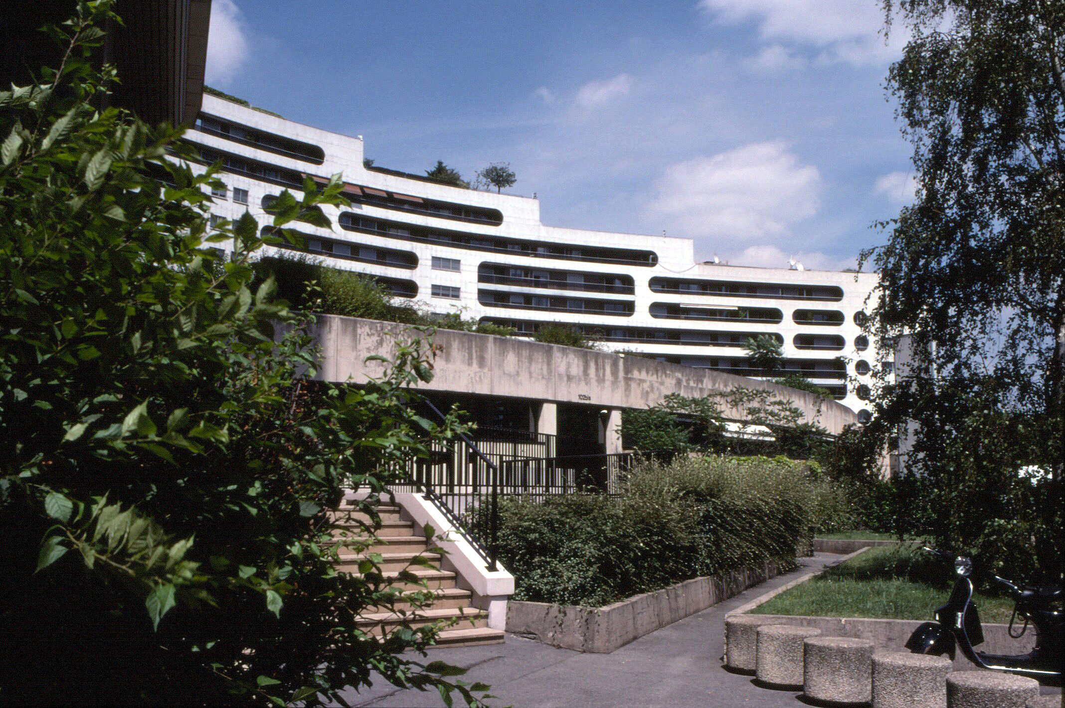 Architecture futuriste for Architecture futuriste