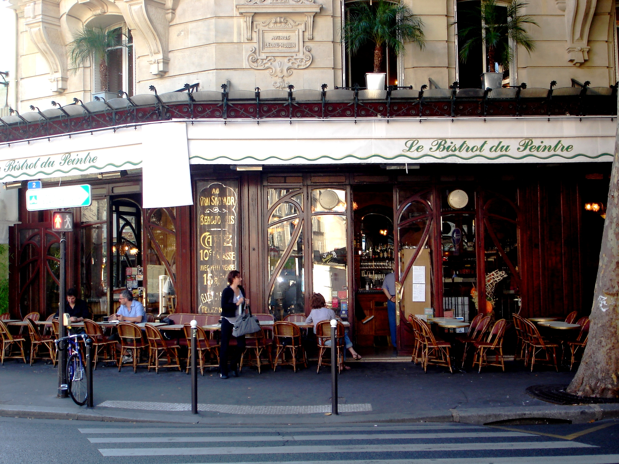 Restaurant Rue De Charonne