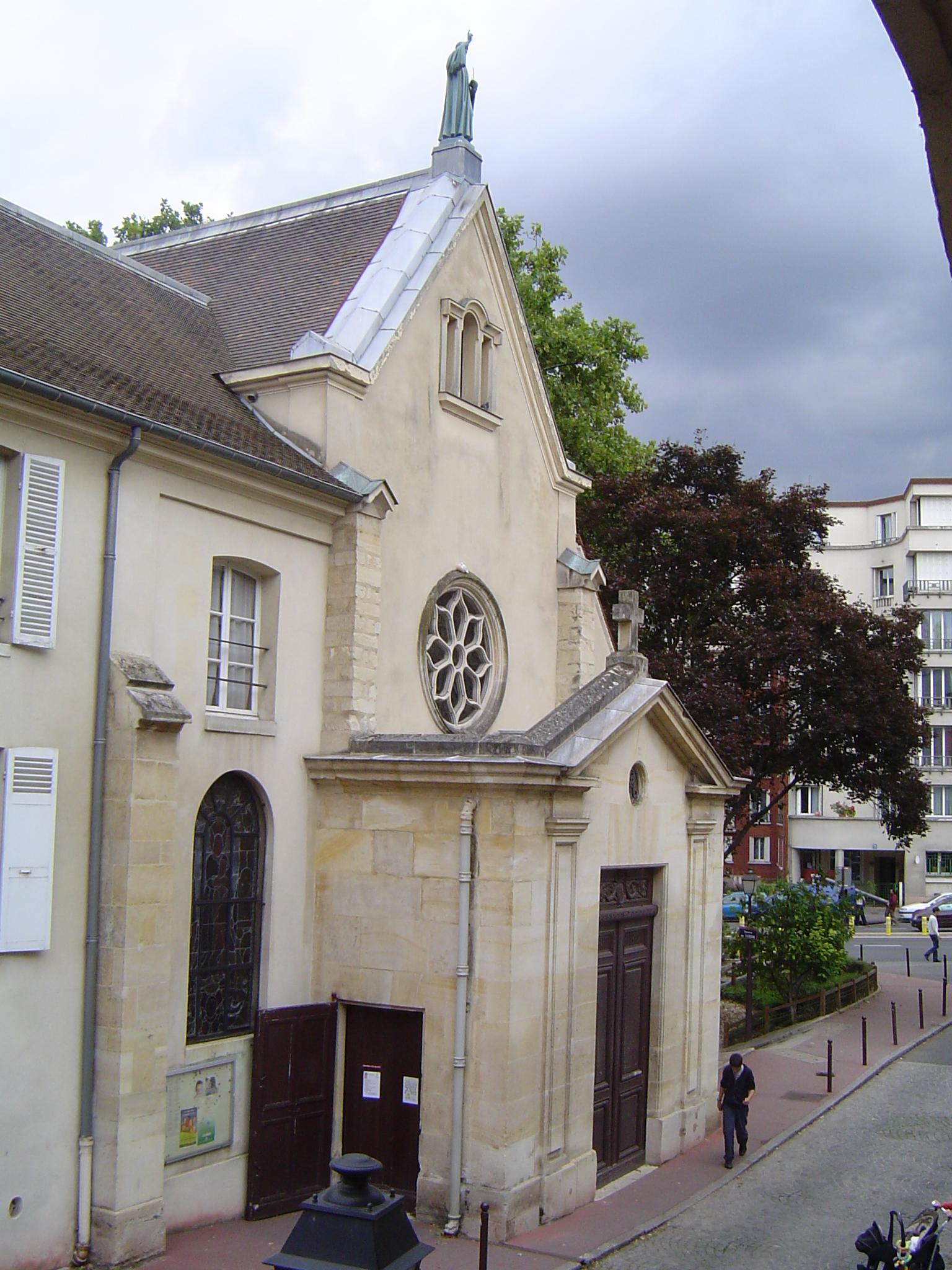Rue De S Ef Bf Bdvres Ville D Avray