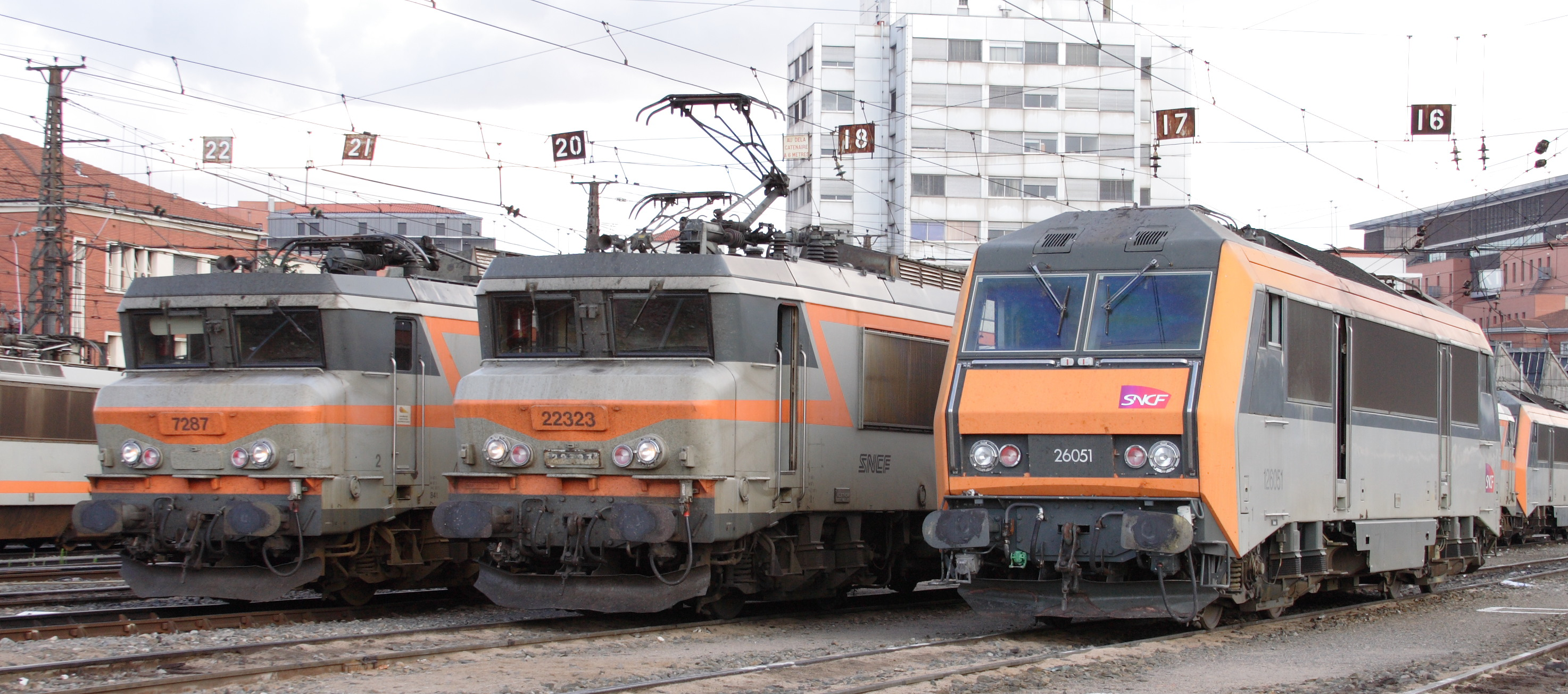 Chasse neige ferroviaire for Ter toulouse