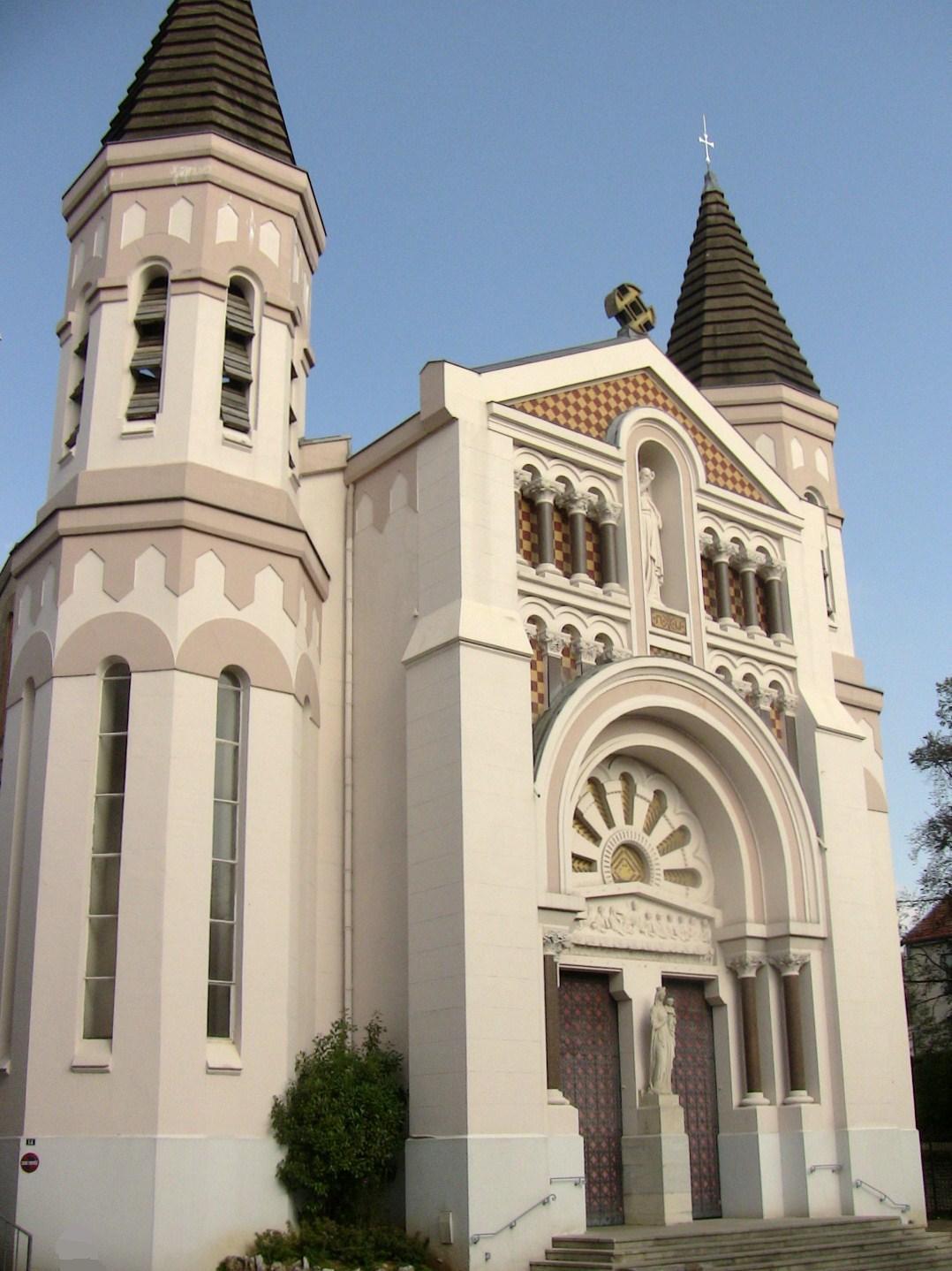 Eglise Saint Pierre De La Ville De Besan Ef Bf Bdon