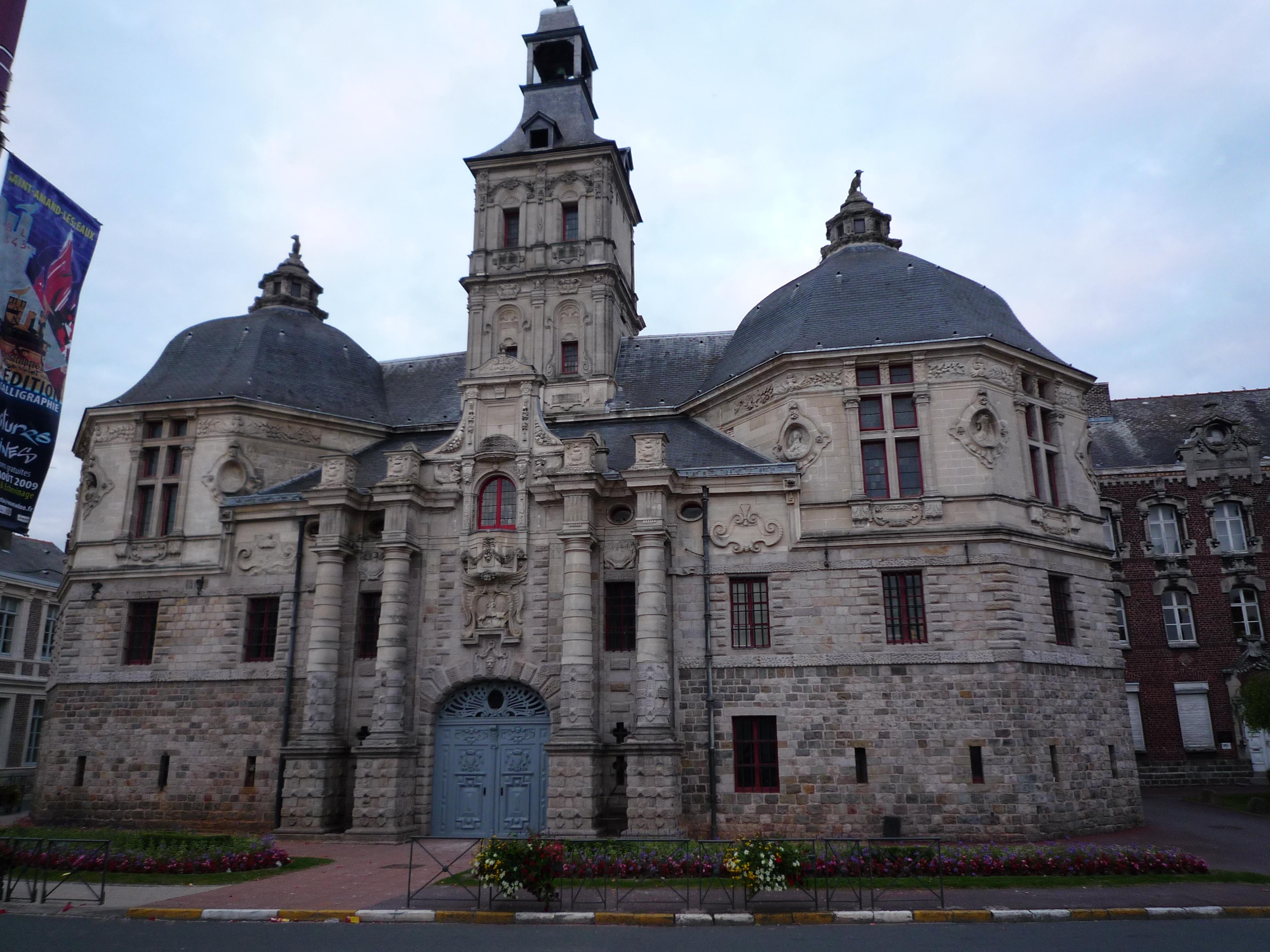 Liste des abbayes et prieur s du nord pas de calais - Office du tourisme saint amand les eaux ...