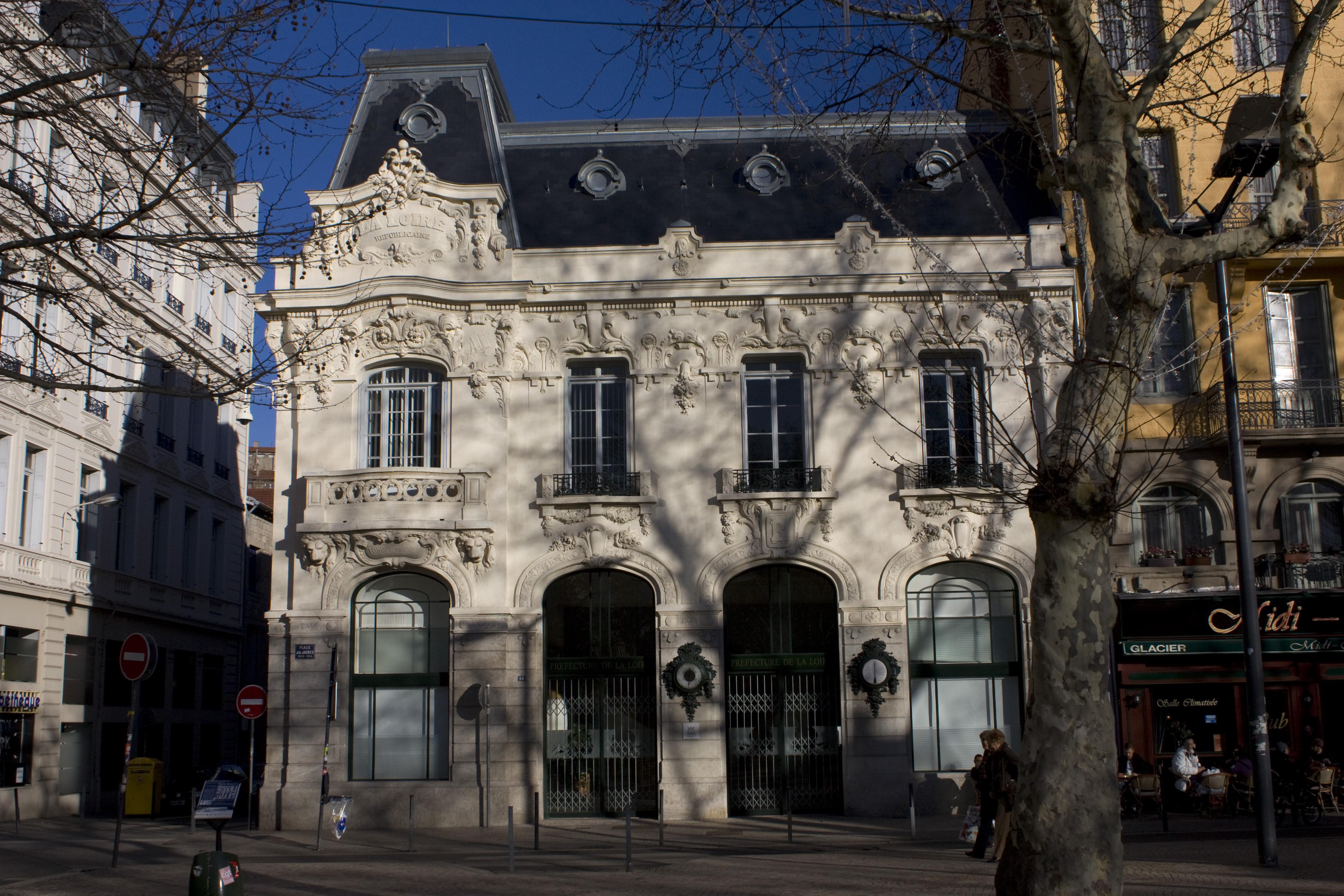 Liste des monuments historiques de saint tienne - Chambre de commerce de saint etienne ...