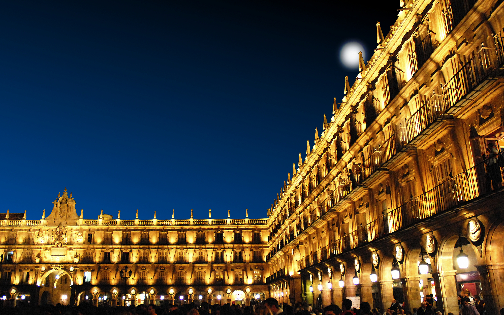 hotel plaza mayor salamanca: