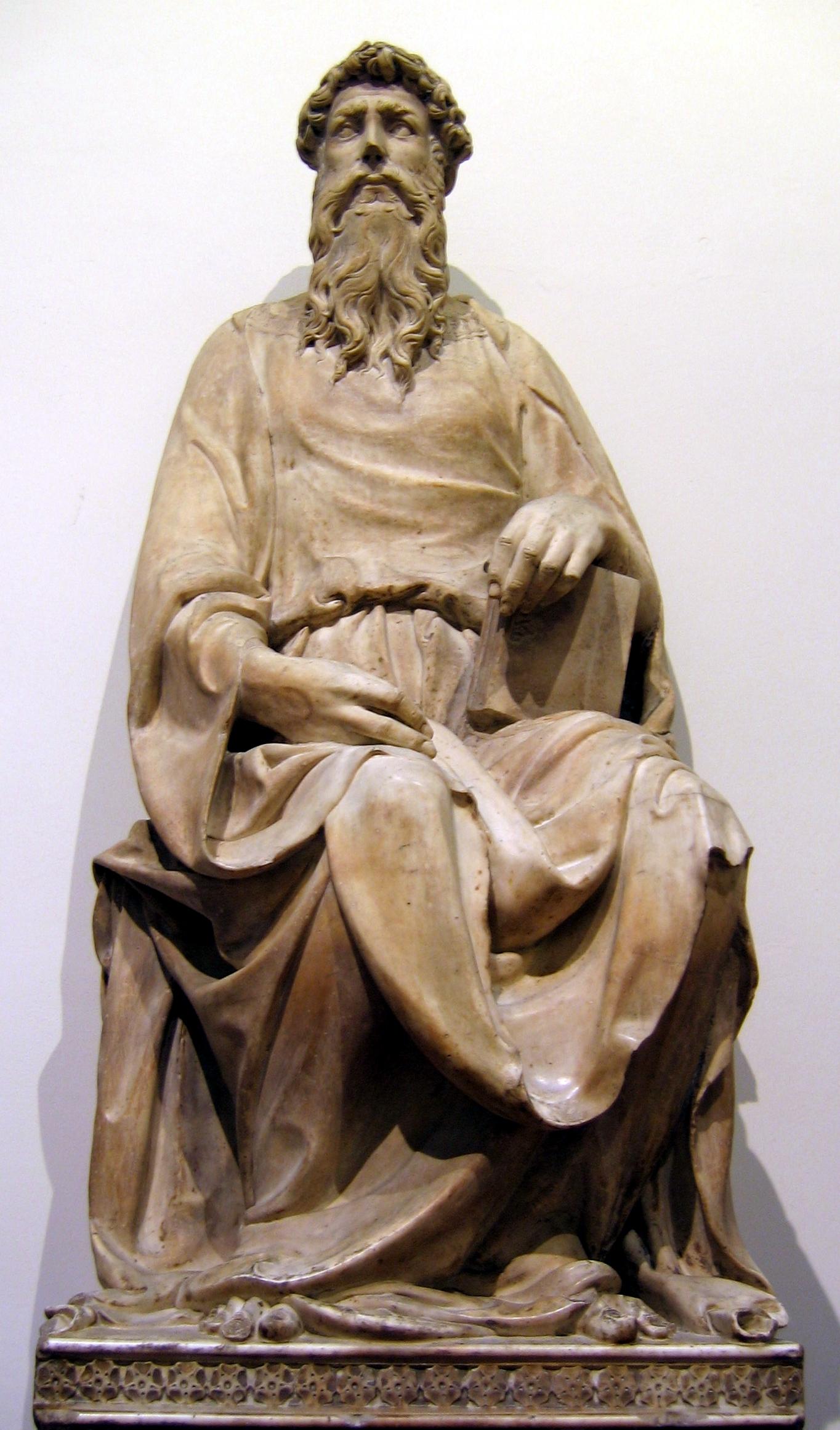 Донателло. Иоанн Евангелист.
