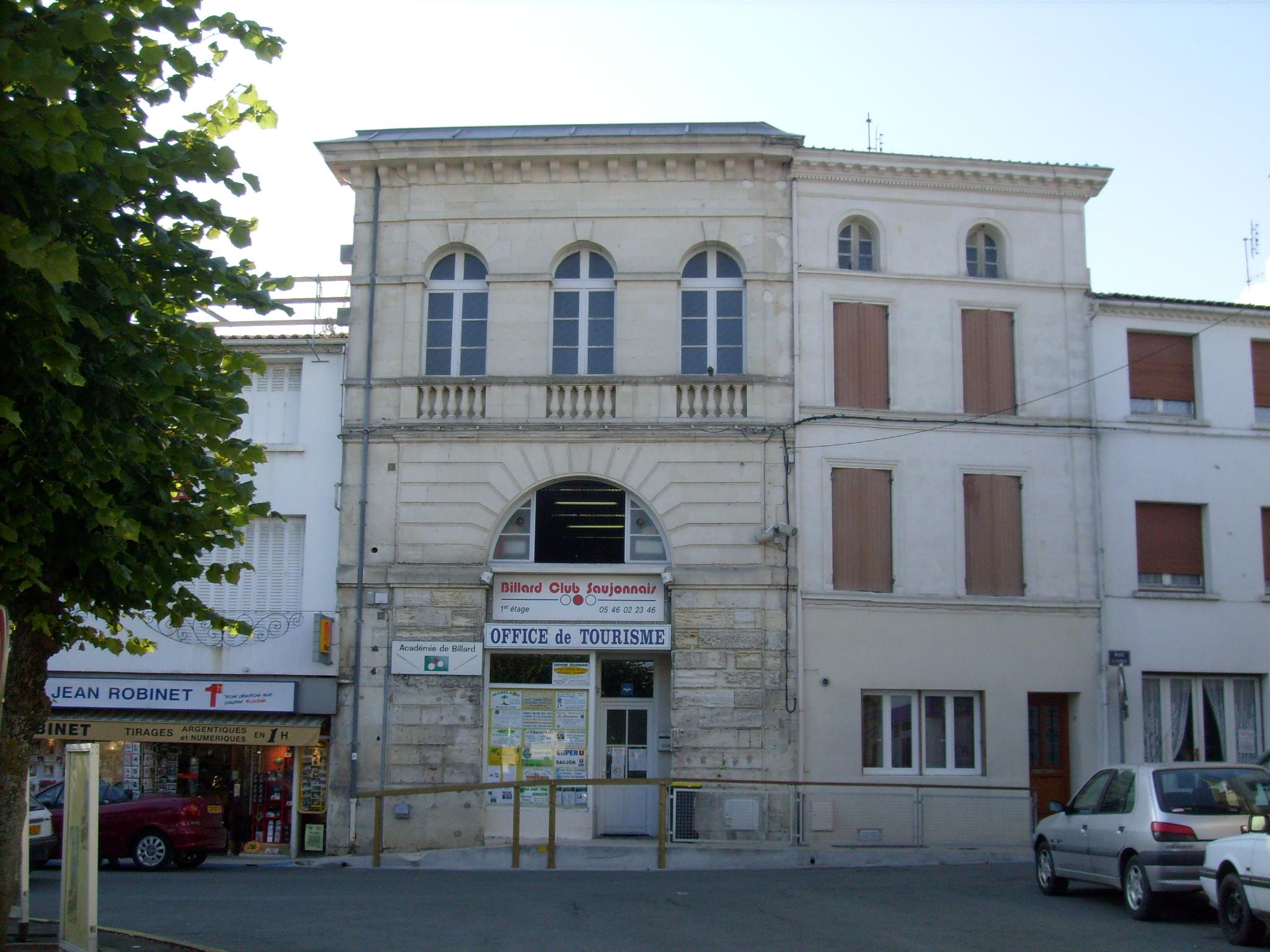 Saujon - Office de tourisme saujon ...