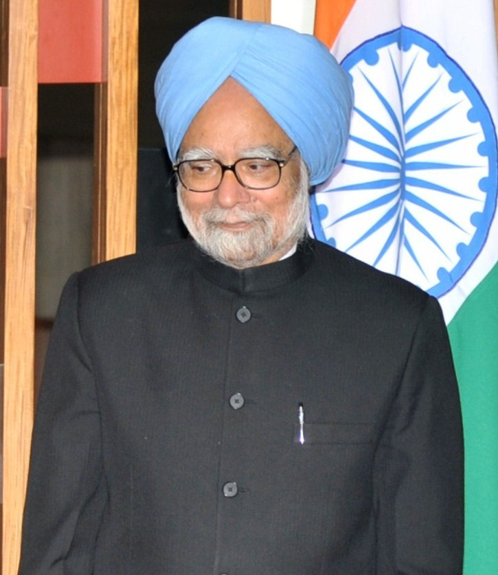 Essay on manmohan singh for kids