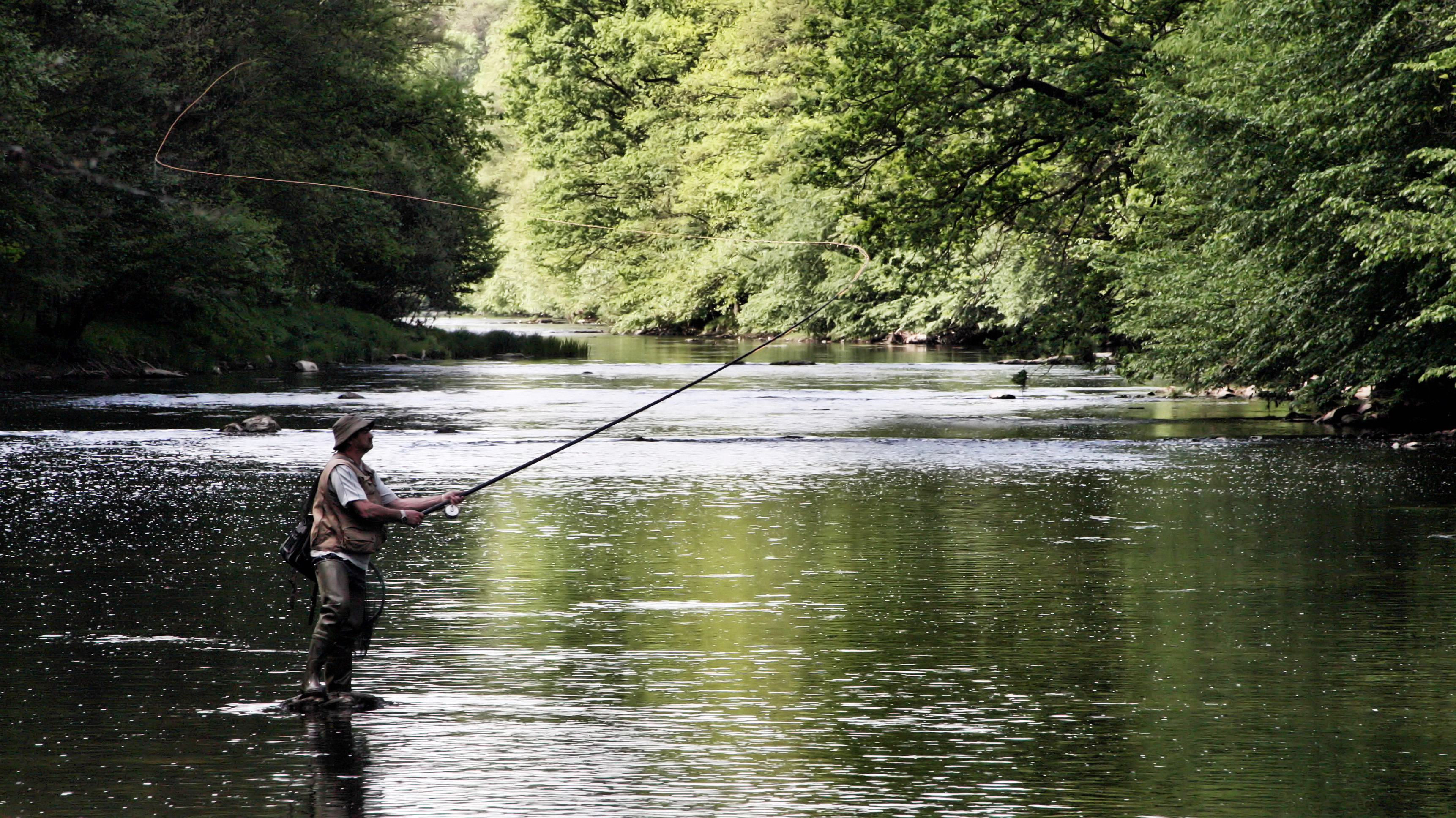 Dans le contact syzran la pêche