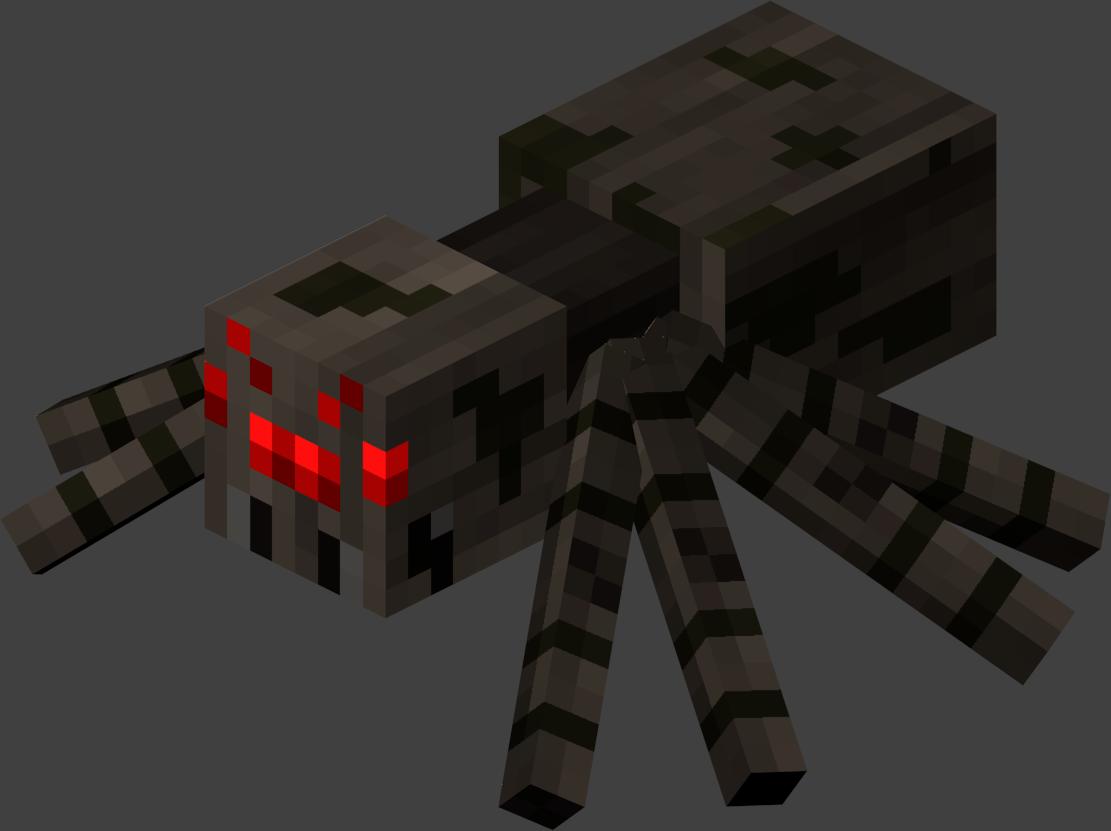 Liste des créatures de minecraft
