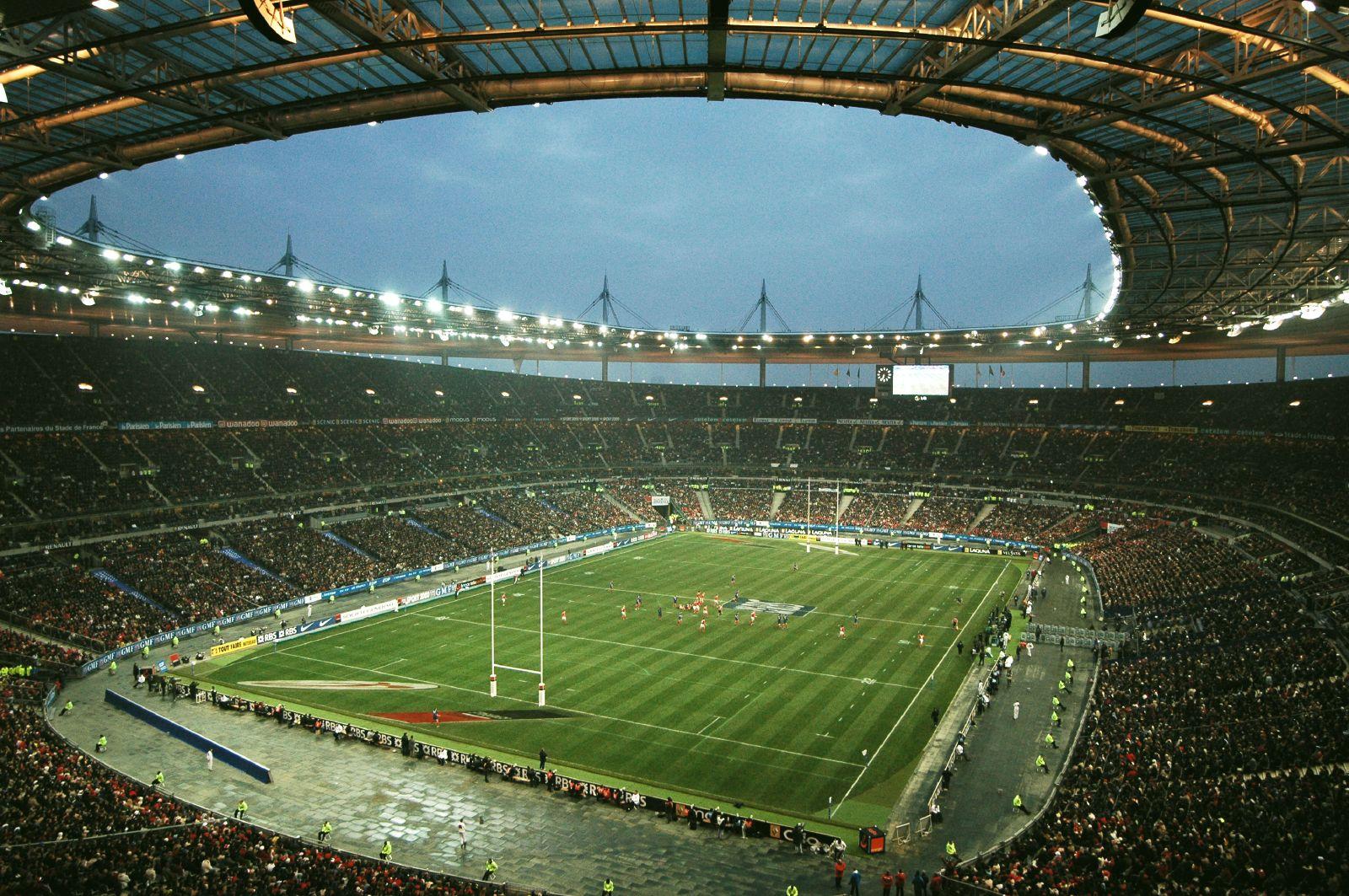Stade de football - Superficie stade de france ...