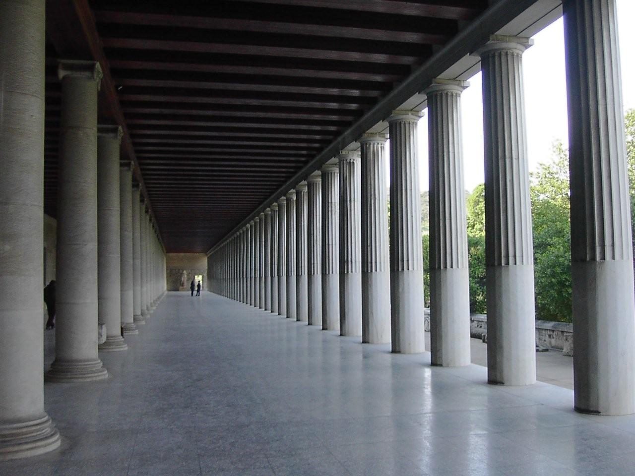 Architecture grecque for Architecture grecque